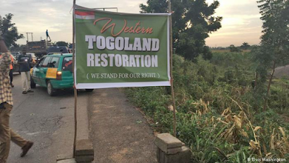 Ghana's Western Togoland region declares Independent from Ghana