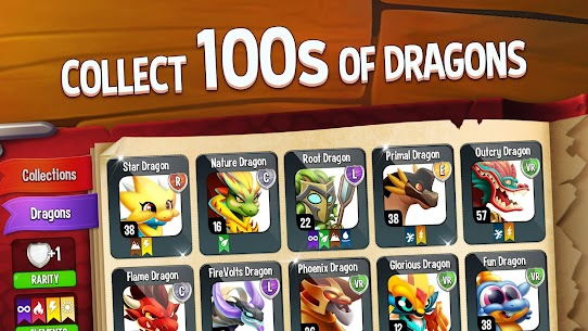 Dragon City MOD APK 10.6.1 [One Hit] 3