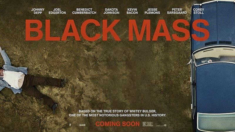 Ανίερη Συμμαχία (Black Mass) Wallpaper