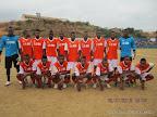 Les joueurs du FC MK, champions de la 49è édition de la Coupe du Congo.