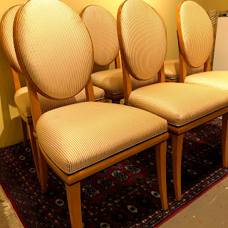 Set of Randolph and Hein Chairs