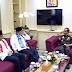 Kunjungi Kejati DKI, Gubernur dan Wagub DKI Minta Pengawalan Program Kerja