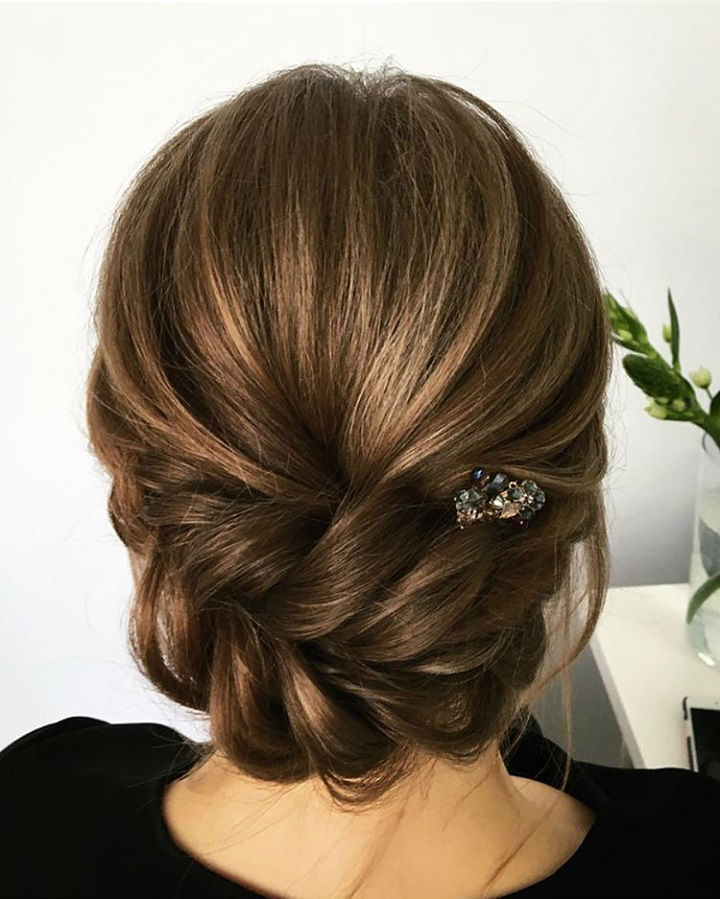 Wedding Hairstyle Summer 2018 for Short and Long Hair 1