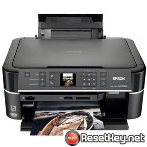 Reset Epson PX650 End of Service Life Error message