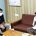 पुलिस अधीक्षक ने रिटायर प्राचार्य से वन-टू-वन में लिए सुझाव