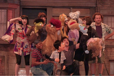 Avenue Q. El Musical (Madrid) - Los actores