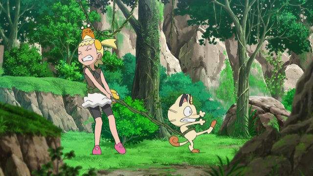 meowth and bonnie