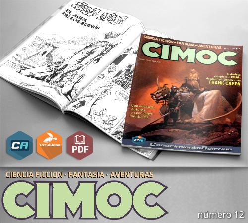 CIMOC Nº 12