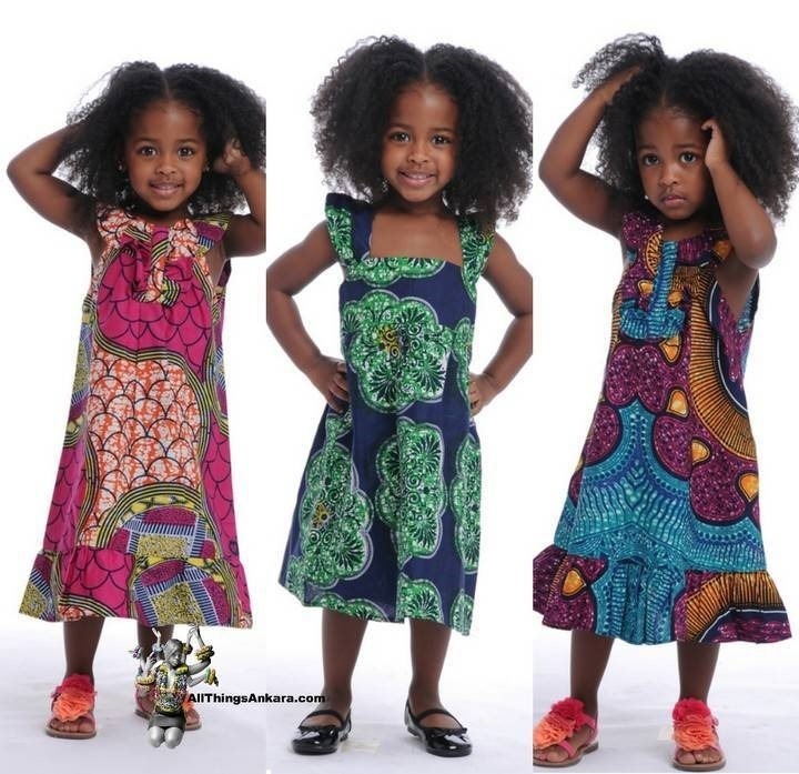 Beautiful Ankara styles for children (8)