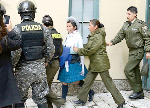 Corrupción en Bolivia