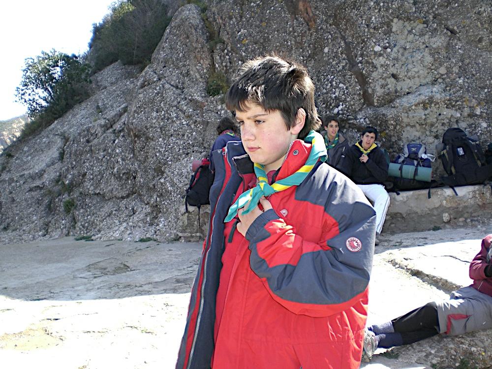 Sortida Sant Salvador de les espasses 2006 - CIMG8335.JPG