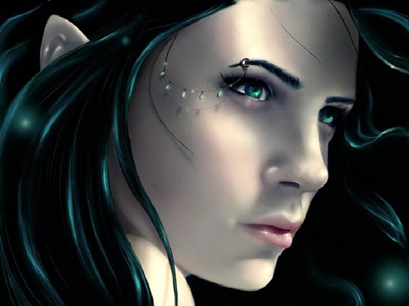 Elven Sight, Elven Girls