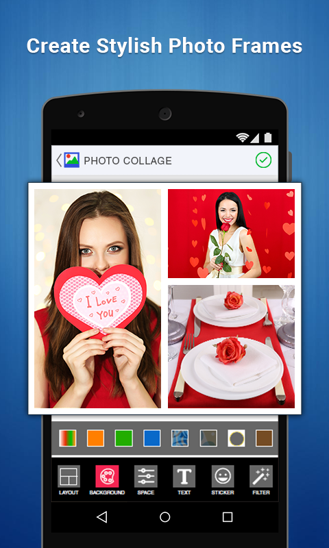 Collage Photo Frame- screenshot