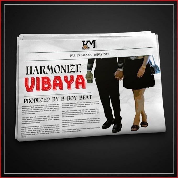 AUDIO: Harmonize – Vibaya | Download