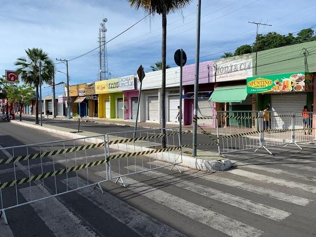 CONFIRA: Começam a valer a partir desta segunda (15) novas medidas de combate ao Covid-19 no Piauí.