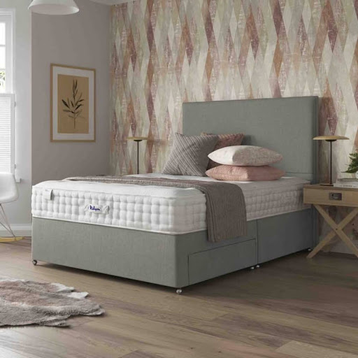 Relyon Hurley Memory Pocket 1500 Divan Bed