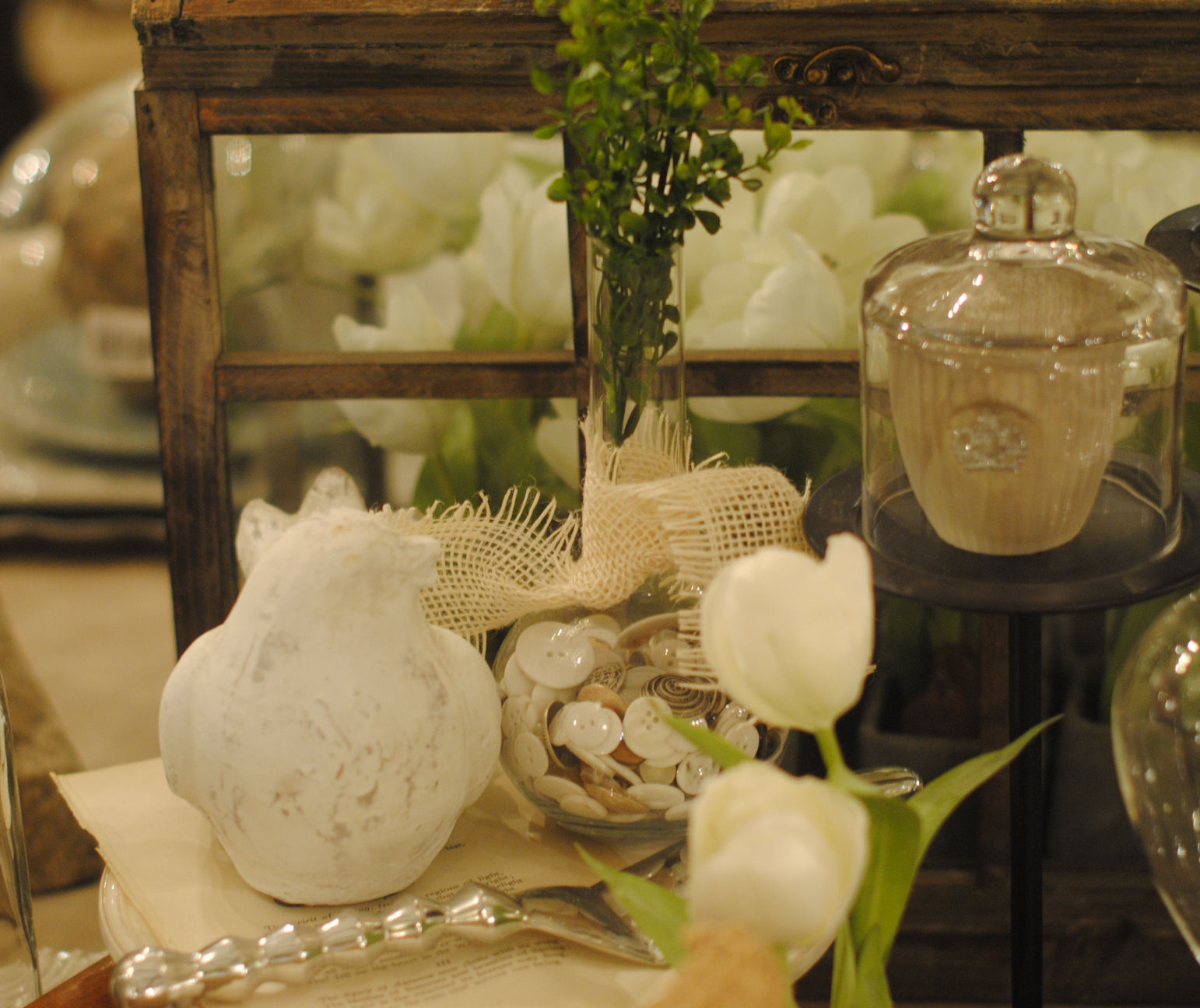 LaurieAnna's Vintage Home: Show & Tell