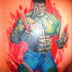 full back - tattoos for men