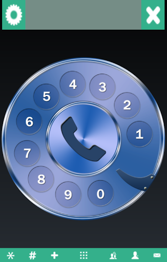 Old Phone Dialer 3D Contacts