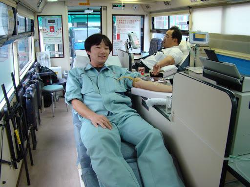 ◇社会貢献活動(献血)