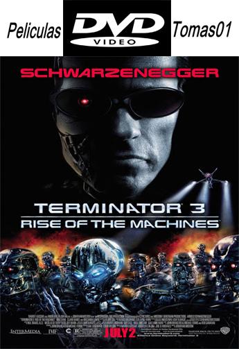 Terminator 3: La rebelión de las máquinas (2003) DVDRip