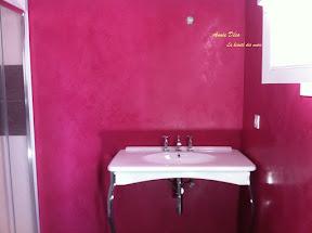 Salle de bains - Stucco