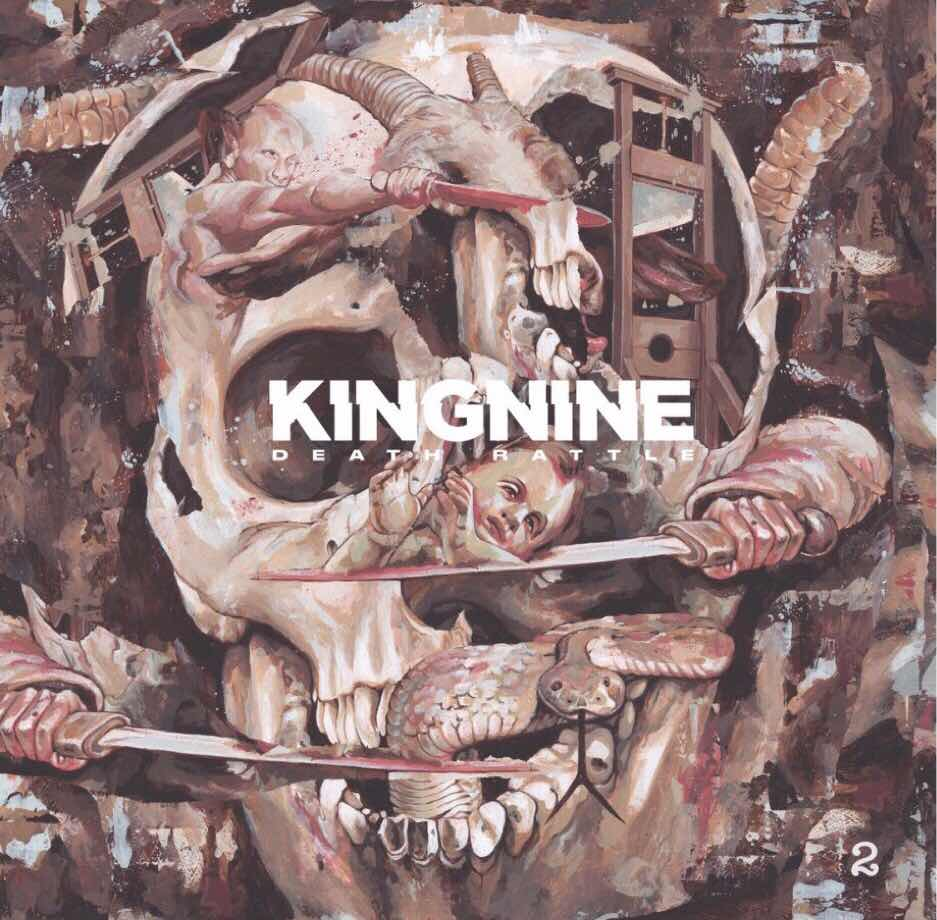 "King Nine ""Death Rattle"""