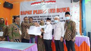 KPU Muratara Tetapkan Devi-Inayah Sebagai Paslon Terpilih di Pilkada 2020