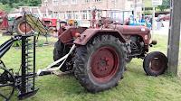 2016 - 3 juillet 2016 défilé de vieux tracteurs
