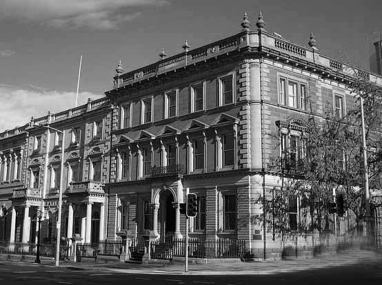 Derwent and Tamar Assurance Company Building, Hobart.