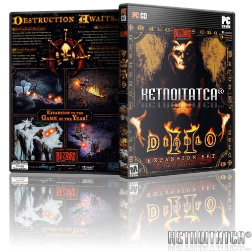 [MegaShare] Diablo II : Lord of Destruction (Expandsion Full) (Free  Download Full RIP - Không Cần Cài Đặt)