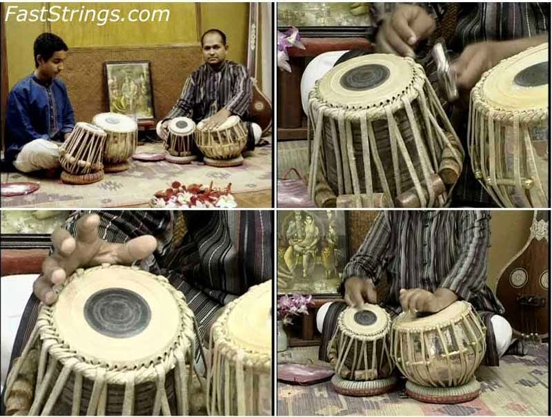 Anand Ramanujam - Learn To Play Tabla