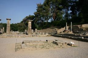 Hera's Altar, Olympia