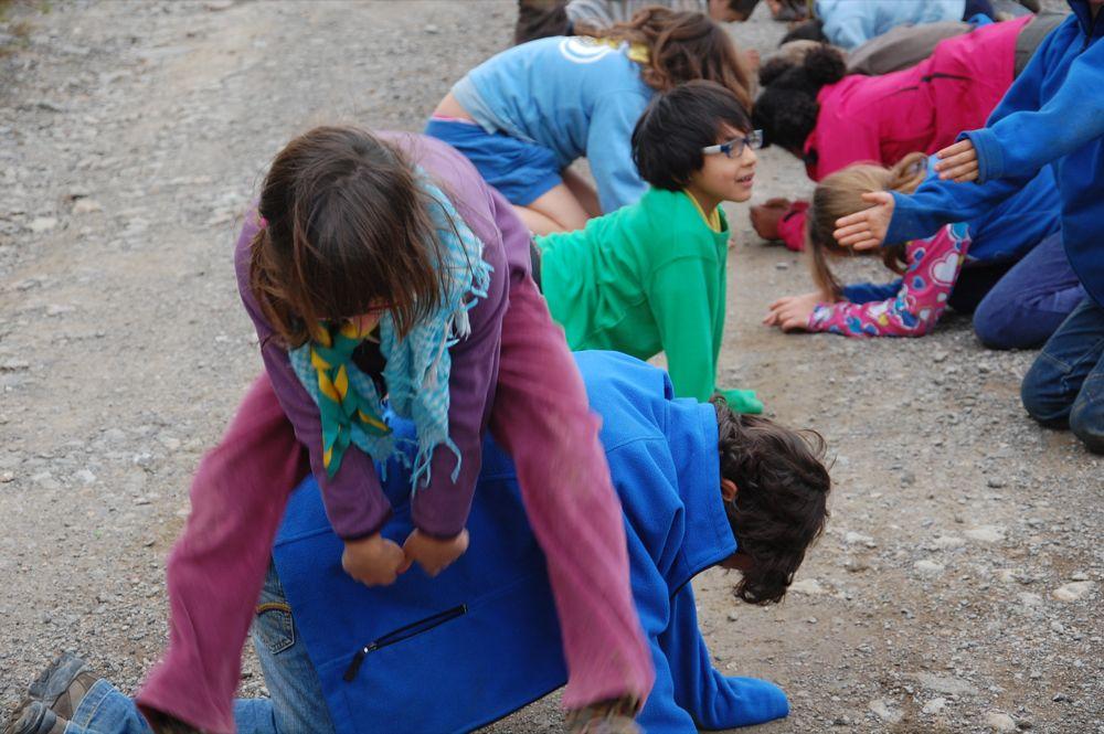 Sortida Castors i Llops a la Roca del Secut 2010 - DSC_0796.JPG