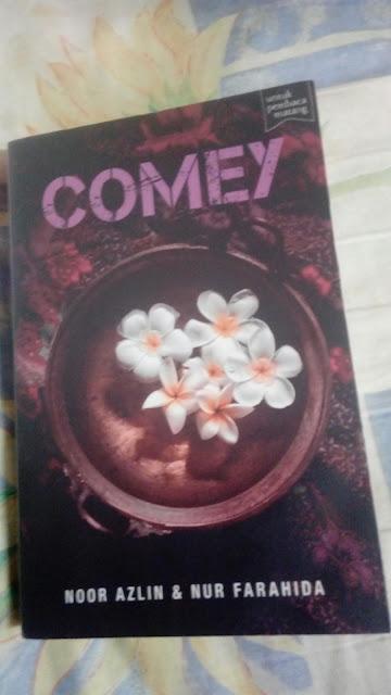 Comey oleh Noor Azlin & Nur Farahida