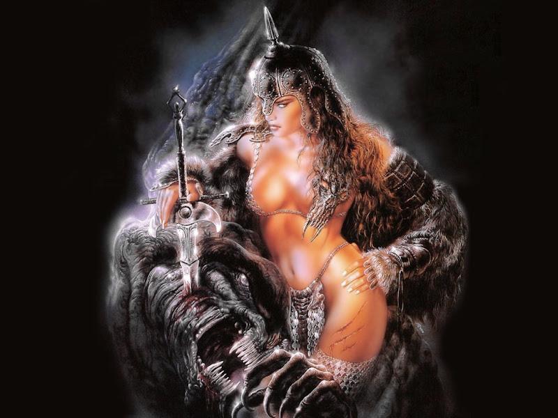 Fur Warrior Girl, Warriors