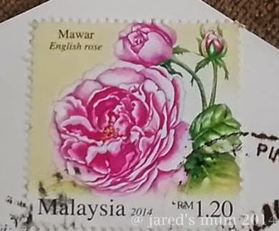 stamps, sunday stamps, India, Malaysia, USA