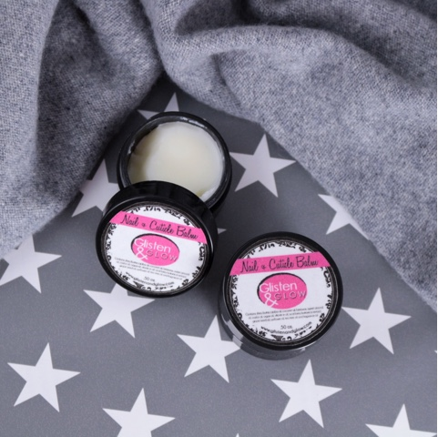 glisten and glow cuticle balm