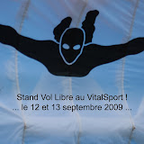 Vol Libre au VitalSport