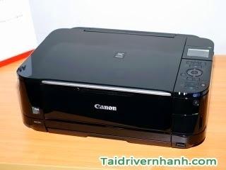Tải phần mềm máy in Canon PIXMA MG5270 – cách sửa lỗi không nhận máy in