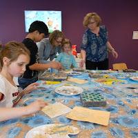 11 april 2016 doe middag mozaiek tegels maken