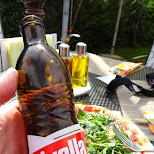 Rivella, the most popular drink in Grindelwald, Switzerland in Grindelwald, Bern, Switzerland