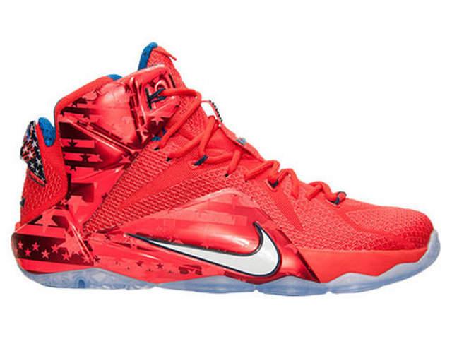c32a4f99b1b ... Catalog Image Look at the Upcoming LeBron XII 4th of July ...