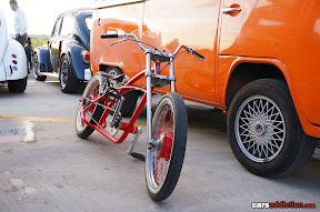 VW Camper and cruiser pedal bike