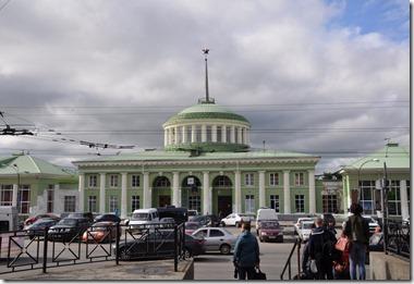 mourmansk la gare