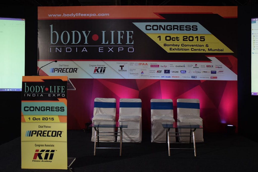 Body Life Expo - Bombay Exhibition Centre - 2