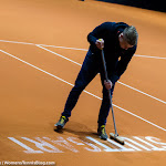 STUTTGART, GERMANY - APRIL 17 : Ambiance at the 2016 Porsche Tennis Grand Prix
