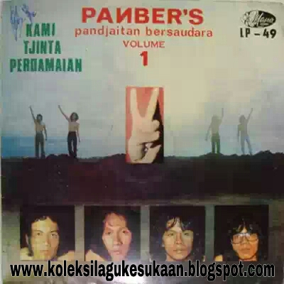 Panbers -Volume 1 - Album Kami Tjinta Perdamaian