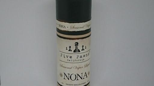 DSC 1940 thumb%25255B2%25255D - 【リキッド】「Five Pawns(ファイブポーンズ) NONA(ノーナ)」リキッドレビュー。あんマ~くて優しいバニラリキッド、超高級・至高のプレミアムリキッドはVAPERの夢を見るか?