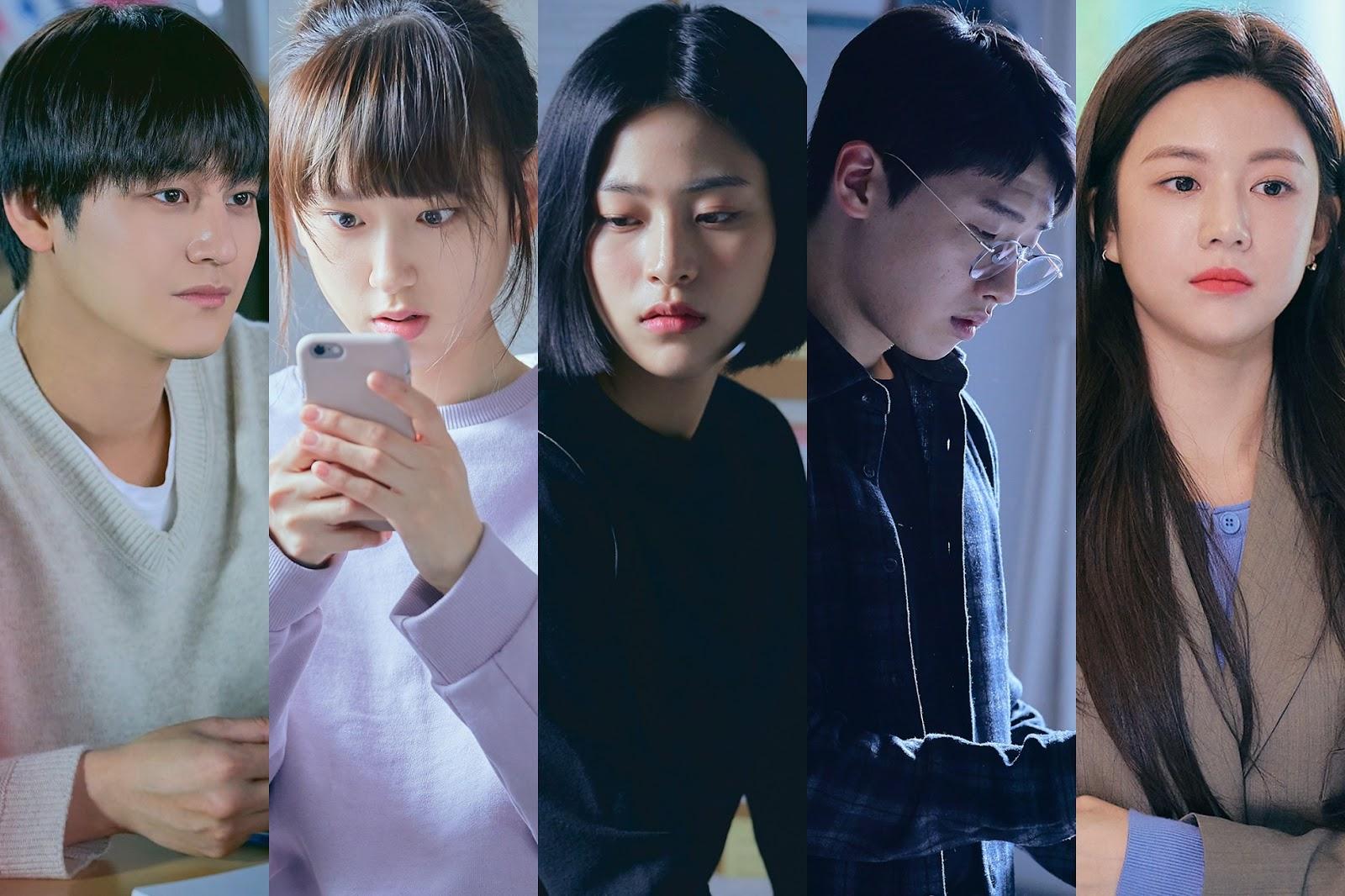 """รู้จักกับเหล่านักแสดงรุ่นใหม่มาแรงจากซีรีส์ """"LAW SCHOOL ชีวิตนักเรียนกฎหมาย"""" ที่ขนดาวรุ่งจากทั่ววงการบันเทิงเกาหลีมาให้จับตามอง"""